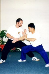 Fondazione della International Yang Family Tai Chi Chuan Association (Seattle, 1999)