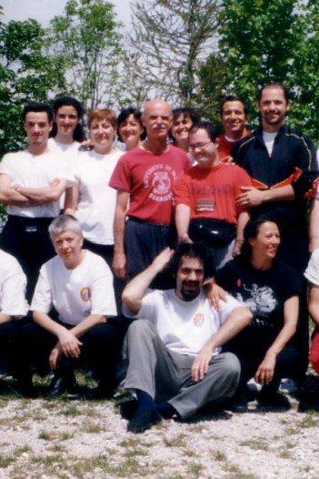 Seminario sulla Forma 49 Sequenze (Marche, 2001)